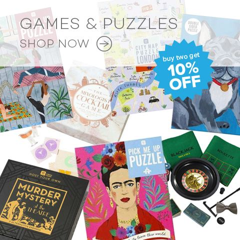 Jigsaw Puzzles and Games