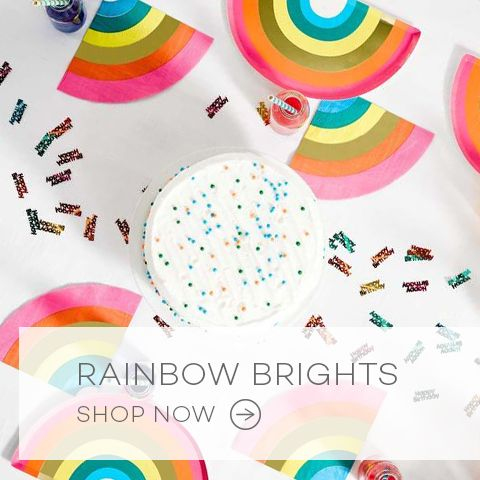 Rainbow Brights Range