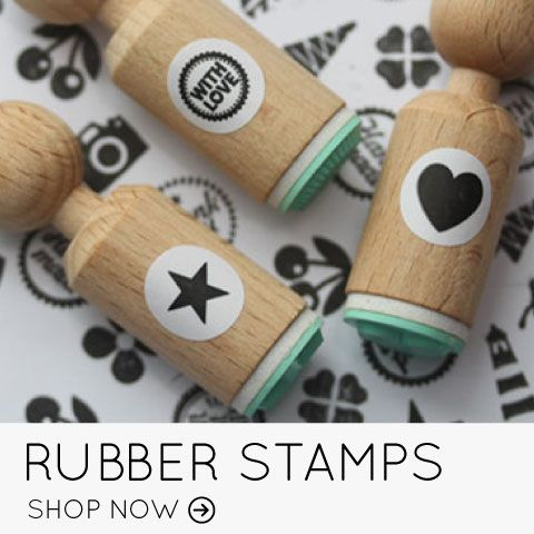 Rubber Stamps and Stamps Sets promo